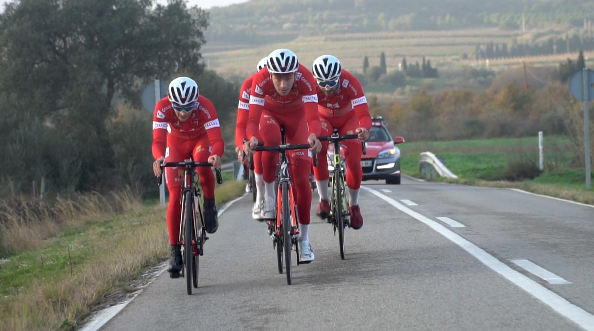 Vidéaste de cyclisme et sport