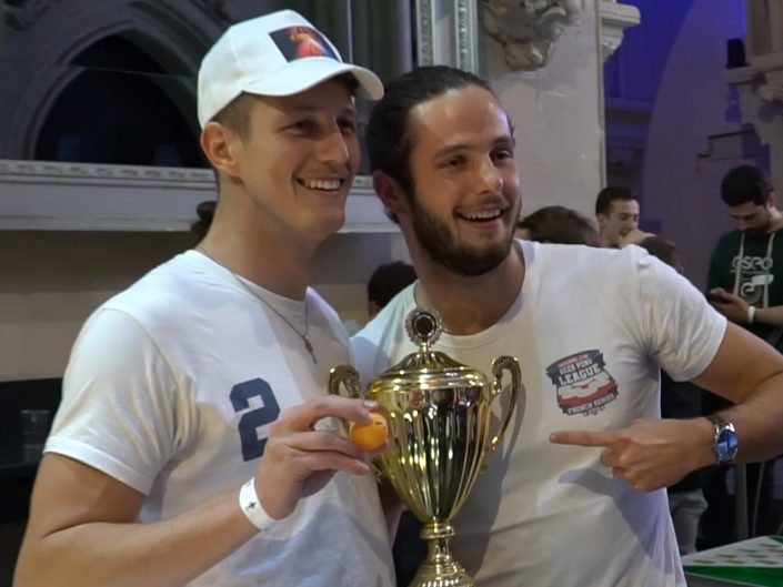 Le plus grand tournoi de beer-pong de France