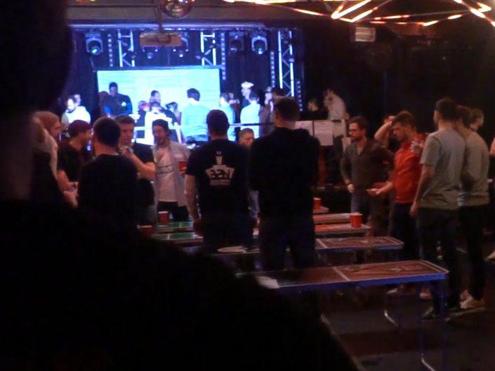 Le plus grand tournoi de beer-pong de France