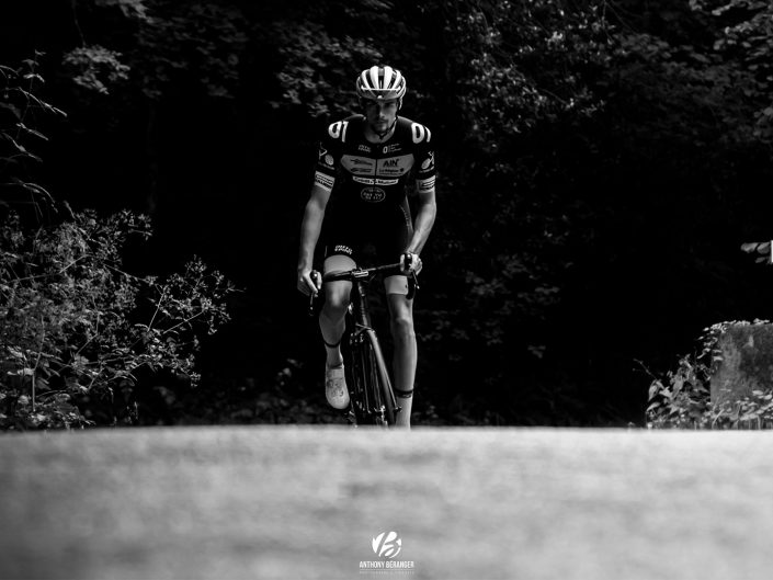 Shooting photos cyclisme avec Thomas Champion