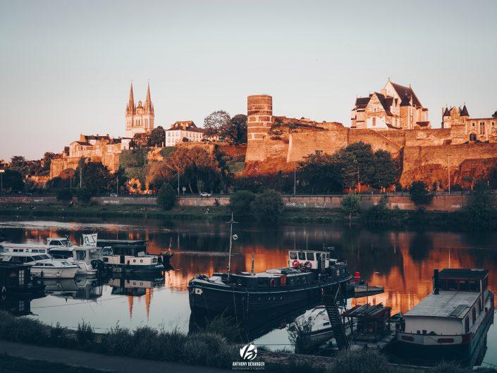 Angers : Panorama