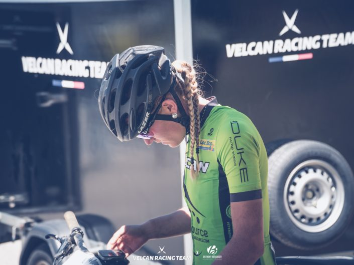 Coline Brunel - Velcan Racing Team