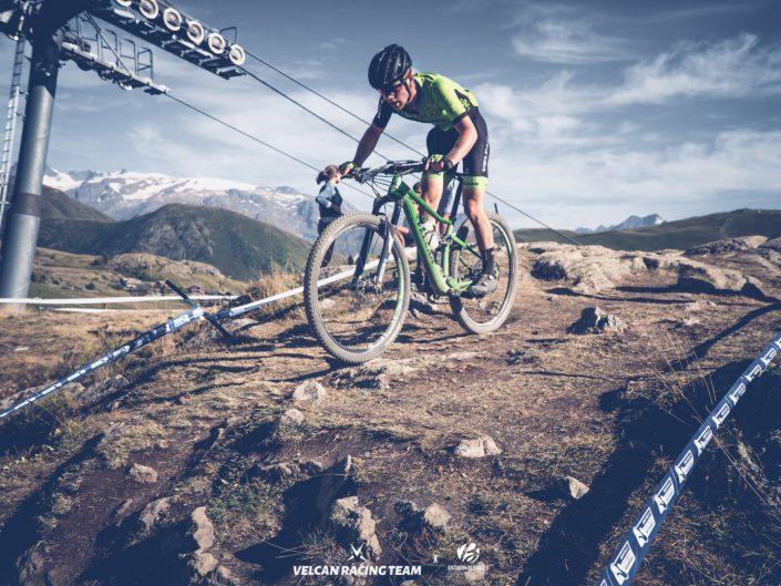 Alexandre Langlais à l'Alpe d'Huez