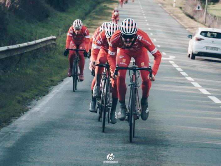 David Bernard - Vélo Sport Valletais