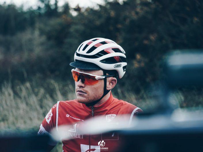 James Tillett - Vélo Sport Valletais