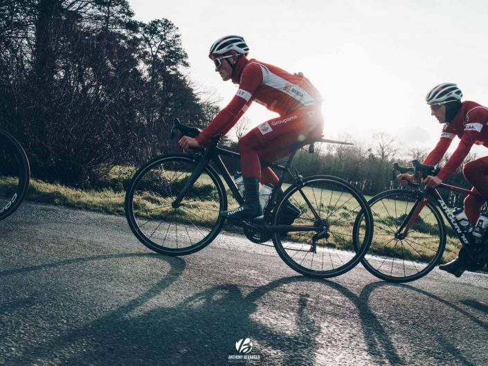 Florian Goulet - Vélo Sport Valletais